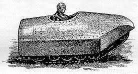 ѕервый в мире танк родом из –иги